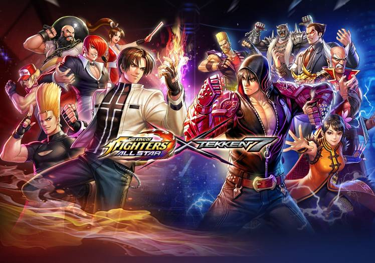 Tekken 7 X Kof Allstar Updated The King Of Fighters Allstar