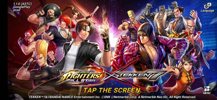 Who Missed Tekken 7 Collab Just Sayin The King Of Fighters