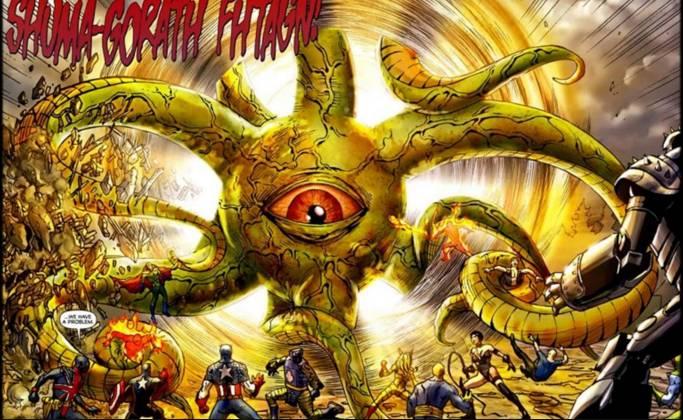【共同宇宙文化】被克蘇魯神話的舊日支配者所控制的漫威世界-「癌宇宙」介紹!