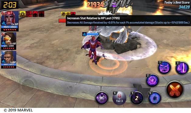 April Update Details - MARVEL Future Fight