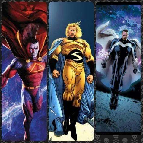 Marvel Superman Marvel Future Fight