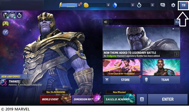 Special 100 Million Download Celebration Coupon! - MARVEL Future Fight