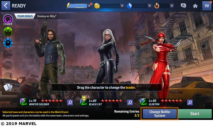July Update Details - MARVEL Future Fight
