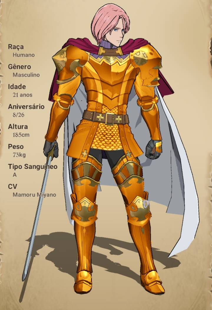Skin Gold Gilthunder The Seven Deadly Sins Grand Cross Complete details of ssr green gilthunder (chivalrous) in the seven deadly sins: skin gold gilthunder the seven deadly
