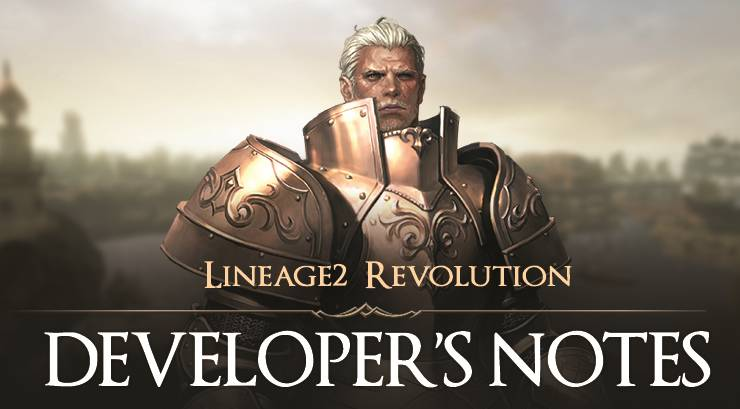 Developer's Notes - 29 1 - Lineage2