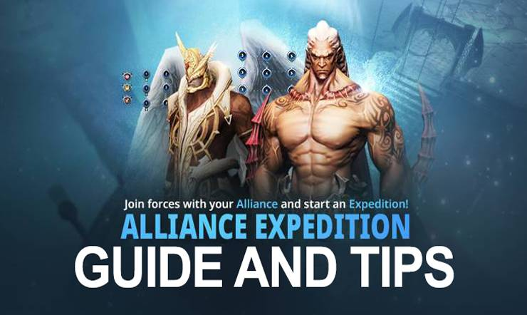 Alliance Expedition Guide And Tips Modified On 12 23 6 35 Pm Utc 8 Lineage2 Revolution
